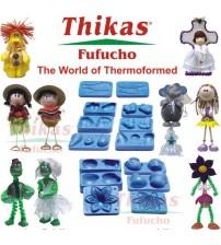 Thikas - Pipuchoo Molds