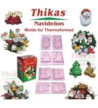 Thikas - Navidenos Molds