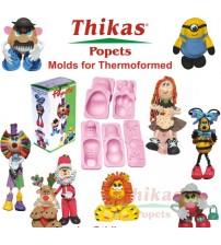 Thikas - Popets Molds