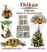 Thikas- Chicas Molds