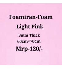 Foamiran - 0.8mm - Light Pink
