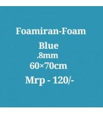 Foamiran - 0.8mm - Blue