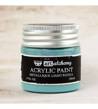 Prima - Art Alchemy Acrylic Paint - Opal Magic Light Patina