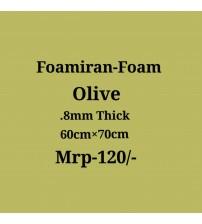 Foamiran - 0.8mm - Olive