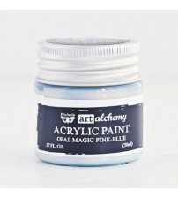 Prima - Art Alchemy Acrylic Paint - Opal Magic Pink Blue