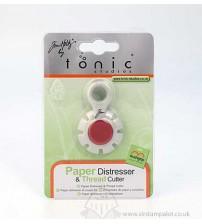 Tool-Paper Distresser & Thread Cutter