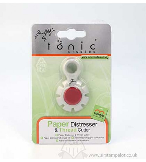 Tools - Paper Distresser & Thread Cutter