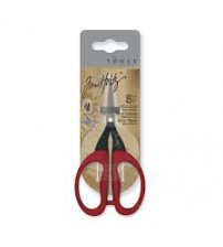 "Tool-Tim Holtz Mini Snips Tonic 5"" Kushgrip Scissors"