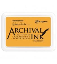 Ink-Archival Ink Pads - Dandelion