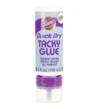 Quick Dry - Tacky Glue - 4oz