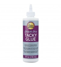 Quick Dry - Tacky Glue - 8oz