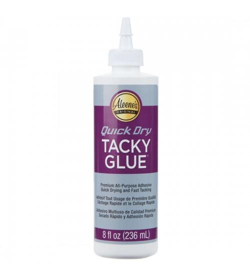 Quick Dry - Tacky Glue - 8oz