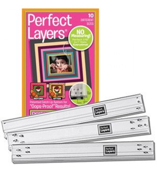 Perfect Paper Crafting PL300 Perfect Layers 3 Tool Set 049720