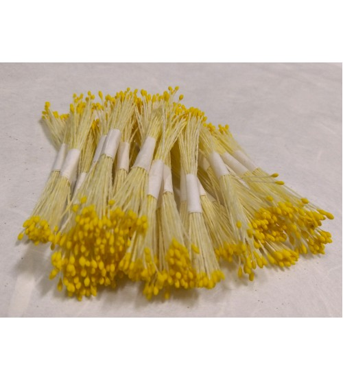 THREAD POLLENS - YELLOW