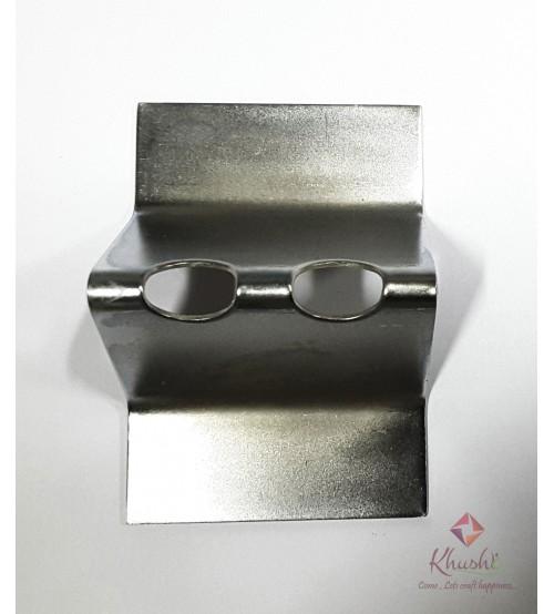 Tool - Soldering Iron Stand - 2 slot - Silk flower