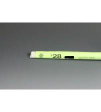 Jimaki wire 72cm Half Bent Wire #28 - Silk FLower