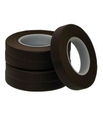 Brown Floral Tape