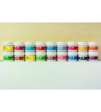 Tool - Silk Flower F Series Powder Colors - Roapass [ set of 18]