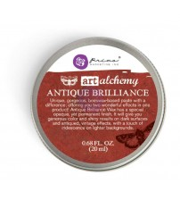 Prima - Art Alchemy-Antique Brilliance-Fire Ruby
