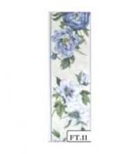 Sospeso Fabric- Peony Blue
