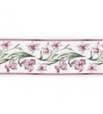 Sospeso Fabric-Orchid