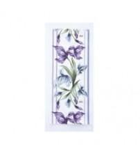Sospeso Fabric-Iris