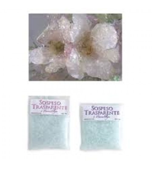 Sospeso Glitters - Ground Crystal Glass- Small - Tools