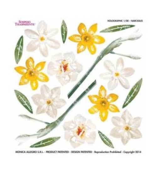 Sospeso Holographic Sheets - Narcisuss
